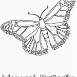 Coloring Pages 101 Inspiring Free butterfly Coloring Pages Beautiful butterfly Coloring Book