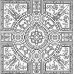 Coloring Pages Adult Free Creative Free Sunflower Coloring Pages Beautiful Mandala Adult Coloring