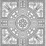 Coloring Pages Adult Inspired Free Printable Mandala Coloring Pages Inspirational Mandala Adult