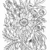 Coloring Pages Adult Marvelous Fairy Adult Coloring Pages