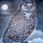 Coloring Pages Adults Elegant 15 Best Owl Coloring Pages for Adults androsshipping