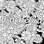 Coloring Pages Adults Printable Unique Coloring Pages for Adults Flowers
