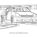 Coloring Pages Cars Elegant Luxury Race Car Coloring Page 2019