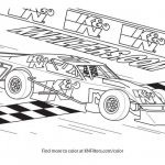 Coloring Pages Cars Inspiration Drag Car Coloring Pages