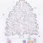 Coloring Pages Christmas ornaments Printable Awesome Deck the House with the Coolest Christmas Printables