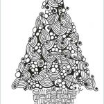 Coloring Pages Christmas ornaments Printable Excellent Beautiful Plant Tree Coloring Page Nocn