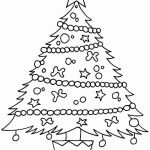 Coloring Pages Christmas ornaments Printable Exclusive Awesome Kindergarten Christmas Tree Coloring Pages – Fym