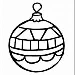 Coloring Pages Christmas ornaments Printable Exclusive Inspirational Detailed Christmas ornament Coloring Pages – Lovespells