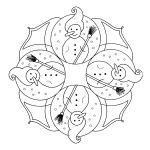 Coloring Pages Christmas ornaments Printable Inspiration Pin by Diane Miner On Printables