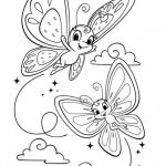 Coloring Pages Com Pretty butter Coloring butterfly Coloring Pages Unique Crayola Pages 0d