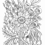 Coloring Pages for Adults Awesome Fairy Adult Coloring Pages