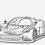 Coloring Pages for Adults Cars Inspired Cars Coloring Page