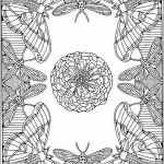 Coloring Pages for Adults Christmas Inspired 20 Awesome Free Printable Coloring Pages for Adults Advanced