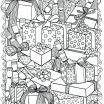 Coloring Pages for Adults Christmas Inspired Christmas Coloring – Danquahinstitute