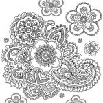 Coloring Pages for Adults Difficult Creative Free Coloring Page Coloring Adult Paisley Difficult Difficult – Fun Time