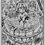 Coloring Pages for Adults Difficult Inspiration Difficult Coloring Books Kanta