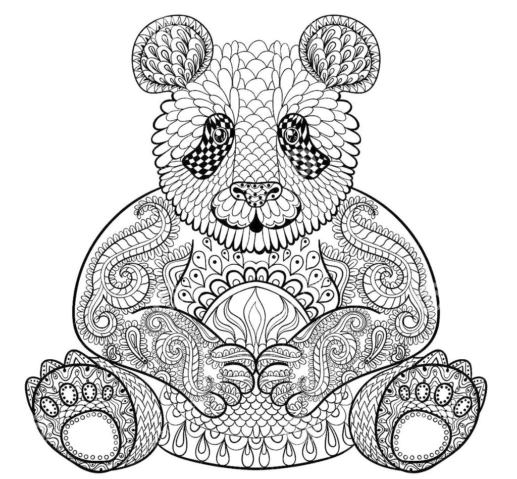 Coloring Pages Marvelous Coloring Pages Hard Animals Adult For