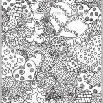 Coloring Pages for Adults Difficult Wonderful Challenging Coloring Pages for Adults Elegant Difficult Abstract