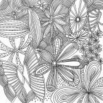 Coloring Pages for Adults Exclusive 46 Awesome Adult Coloring Pages