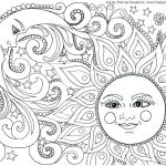 Coloring Pages for Adults Free to Print Pretty Coloring Pages for Adults Abstract Mandala Free Printable A – Klubfogyas