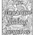 Coloring Pages for Adults to Print Awesome 16 Elegant Free Adult Coloring Pages
