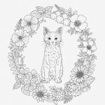Coloring Pages for Adults to Print Awesome Coloring Pages for Adults Printable Animals Luxury Coloring Pages