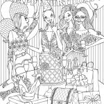 Coloring Pages for Christmas Awesome Free Funny Happy Birthday Christmas Coloring Pages for Free