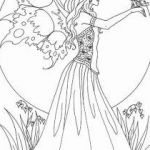 Coloring Pages for Girls Beautiful Anime Coloring Pages Elegant Luxury Witch Coloring Page