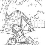 Coloring Pages for Girls Exclusive Girl Scout Camp Coloring Pages Best New Colouring Pages Printable
