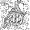 Coloring Pages for Halloween Beautiful the Best Free Adult Coloring Book Pages