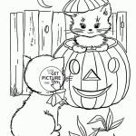 Coloring Pages for Halloween to Print Best Of Pages De Coloriages Halloween Coloring Pages Printable Pic