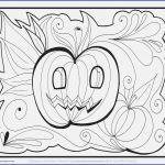 Coloring Pages for Halloween to Print New New Halloween Coloring Pages Adults