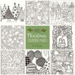 Coloring Pages for Teachers Beautiful Yule Coloring Pages