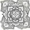 Coloring Pages for Teenagers Difficult Color by Number Unique Free Mandala Coloring Pages for Adults Coloring Home