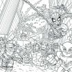 Coloring Pages Lego Marvelous Lego Spiderman Coloring Pages New Marvel Coloring Book Awesome Ic