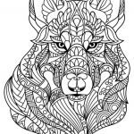 Coloring Pages Of Animals for Adults Excellent Coloring Coloring Pages Tremendous Detailed Animal Image Unicorn