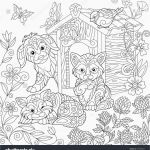 Coloring Pages Of Animals for Adults Inspirational New Adult Coloring Pages Animal Patterns