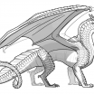 Coloring Pages Of Animals for Adults Wonderful Coloring Ideas Coloring Ideas Dragon Pages for Adults Best Kids