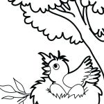 Coloring Pages Of Birds and Flowers Beautiful Birds Colouring Pages – Sharpball