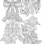 Coloring Pages Of Birds and Flowers Exclusive 43 Printable Adult Coloring Pages Pdf Downloads