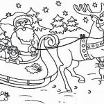 Coloring Pages Of Christmas Trees Awesome Awesome Kindergarten Christmas Tree Coloring Pages – Fym