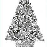 Coloring Pages Of Christmas Trees Fresh Unique Decorate Christmas Tree Coloring Pages – Doiteasy