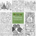 Coloring Pages Of Christmas Trees Unique 56 Awesome Christmas Tree to Color