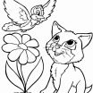 Coloring Pages Of Kittens Best Of Kitten and Cat Coloring Pages Elegant Cute Cats Coloring Pages