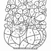 Coloring Pages Online Awesome 46 Fancy Flowers Free Model
