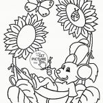 Coloring Pages Online Brilliant Coloring Pages Flower New Cool Vases Flower Vase Coloring