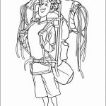Coloring Pages Online Pretty Coloring Pages Line Disney