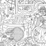 Coloring Pages Pdf Exclusive √ the Ox Coloring Pages for Kids or Zodiac Coloring Pages Unique