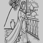 Coloring Pages People Pretty 16 Coloring Pages Queen Esther Kanta
