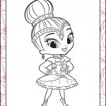 Coloring Pages Shimmer and Shine Best Coloring Pages Shimmer and Shine Lofty Tiki Best Coloring Ideas